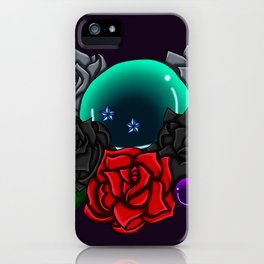 June Birthstone Dragonball #2 iPhone Case