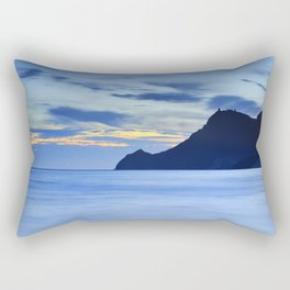 Vela tower. Cabo de Gata Rectangular Pillow