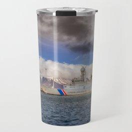 Icelandic Coast Guard | Reykjavik Travel Mug