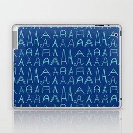 Blueish AAAAAAAAAAA Laptop & iPad Skin