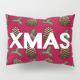 Pinecone XMAS Pillow Sham