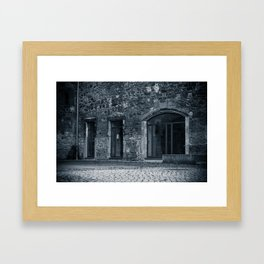 unterwegs_1195 Framed Art Print