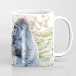 Silver Back Coffee Mug