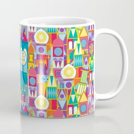 It's A Small World - Theme Park Inspired Coffee Mug