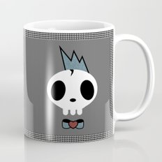 punk rawk couple Mug