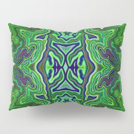 Abstract #1 - VII - Electric Light Orchestra Pillow Sham