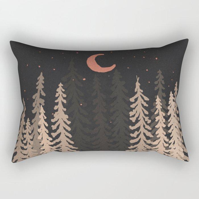 Feeling Small... Rectangular Pillow