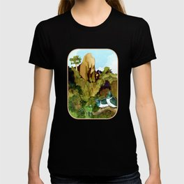 Love Under The Mountain T-shirt