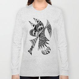 Ubiquitous Bird Long Sleeve T-shirt