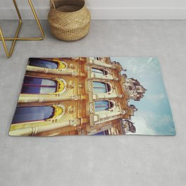 Beautiful County Mansion Rug