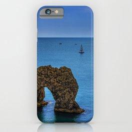 Durdle Door Dorset 2 iPhone Case