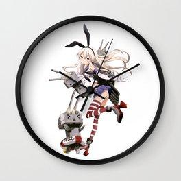 Kantai Collection - Shimakaze Wall Clock