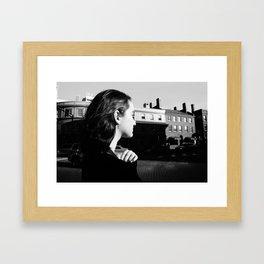 City Breeze Framed Art Print