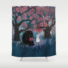 Another Quiet Spot Shower Curtain