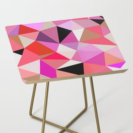 Lipstick Tris Side Table