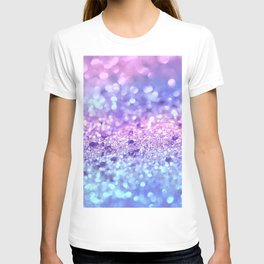 Summer Unicorn Girls Glitter #2 #shiny #pastel #decor #art #society6 T-shirt