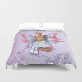 Make a Wish Fairy Duvet Cover