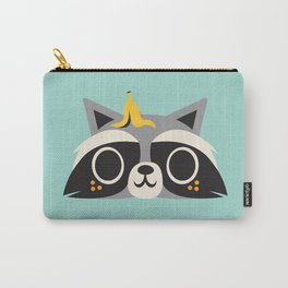 Trash Panda / Raccoon / Cute Animal Carry-All Pouch