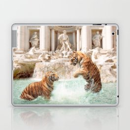 Fontana Di Trevi Laptop & iPad Skin