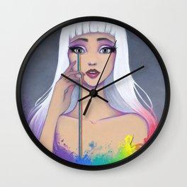 Joy Wall Clock