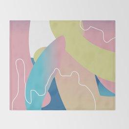 Hidden aesthetic I Throw Blanket