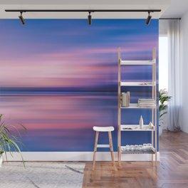 Abstract Sunset III Wall Mural