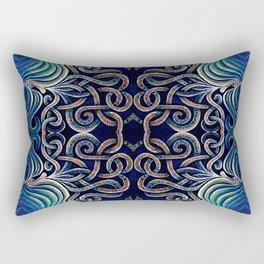 Hapalochlaena Rectangular Pillow