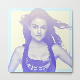 Lucy Hale Metal Print