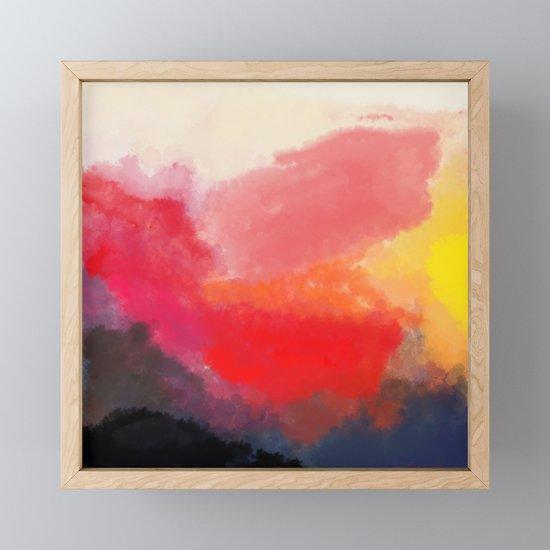 Red, Black and Yellow Mosaic by ayamaries