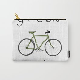 Green New Deal Carry-All Pouch