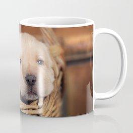 Puppies Labrador Retriever Coffee Mug