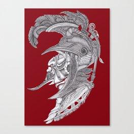 Fantasy Warrior Canvas Print