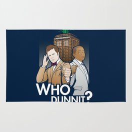 Who Dunnit? Rug