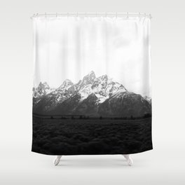 American West 002 Shower Curtain