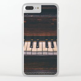 Sing Me to Sleep Clear iPhone Case