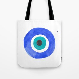 Evil Eye III Tote Bag