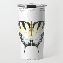 Psalm 61:4 Travel Mug