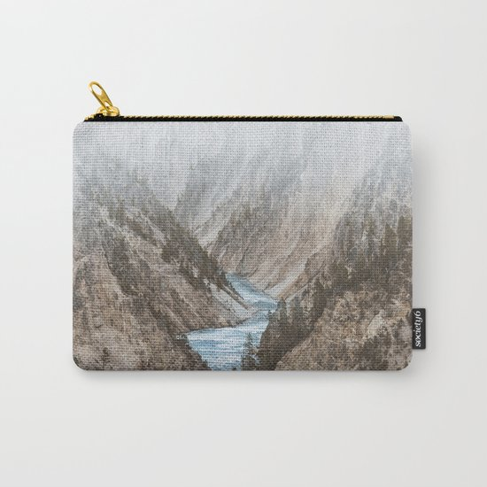 Faded Creek Carry-All Pouch