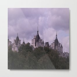 View from the Thames Metal Print