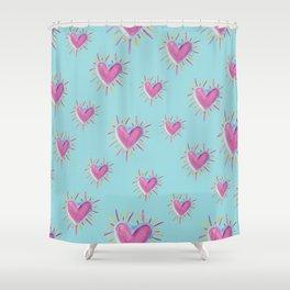 Love Sweet Love Shower Curtain