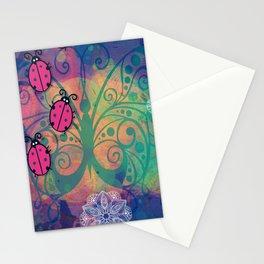 TheLadybugs Stationery Cards