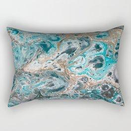 Beach Shallows 5 Rectangular Pillow