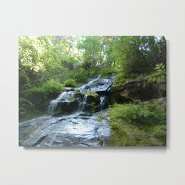 Hen Wallow Falls Metal Print