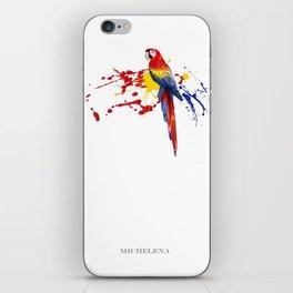 Guacamaya / Macaw iPhone Skin