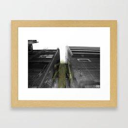 Unseen Monsters of Melbourne - Jenniferm Colleen Framed Art Print