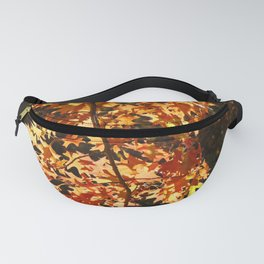 Autumn Leaves Display Fanny Pack