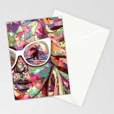 Sun Glasses In a Summer Sun Stationery Cards