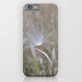 Make A Wish And Fly Away iPhone Case