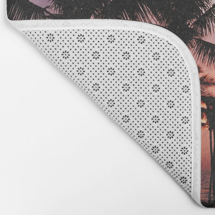 Palms Bath Mat