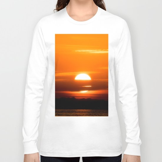 Sharm Sunrise 8 Long Sleeve T-shirt